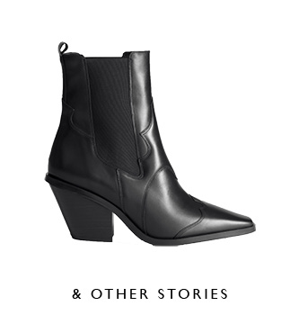 & Other Stories Cowboy Boots